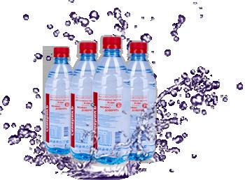 Природная питьевая вода <span>«Семерикъ»</span> негазированная, ПЭТ, 12 шт. по 0,5 л.