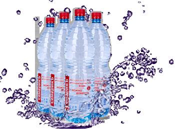 Природная питьевая вода <span>«Семерикъ»</span> негазированная, ПЭТ, 6 шт. по 1,5 л.
