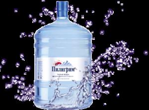 Талая питьевая вода Пилигримм